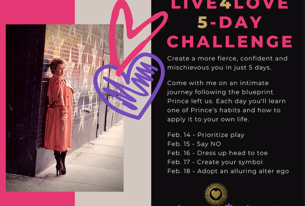 Thanks for Bringing the Love at the Live 4 Love 5-Day Challenge!
