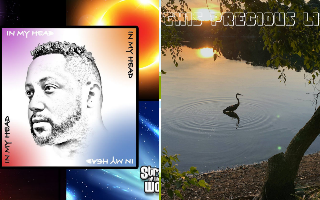 """""""It's Time We All Reach Out 4 Something New"""" – Celebrating New Albums from Two Favorite Creators"""
